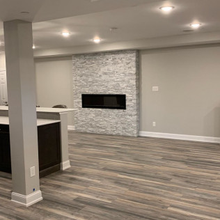 basement remodeling contractor springfield pa