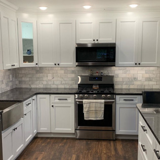 kitchen remodel springfield pa