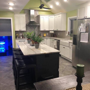 kitchen remodeling contractor springfield pa